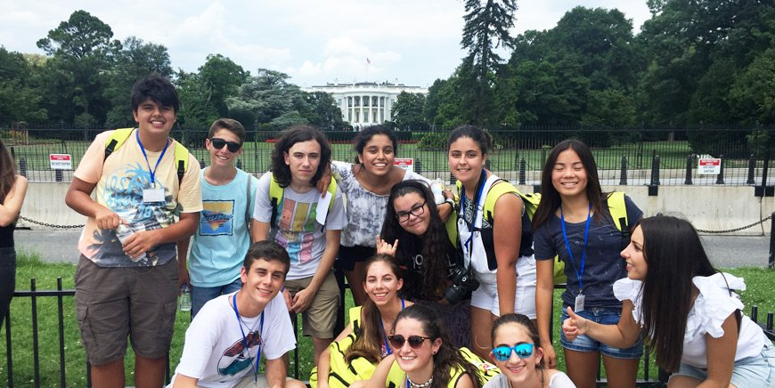Curso de inglés en Washington