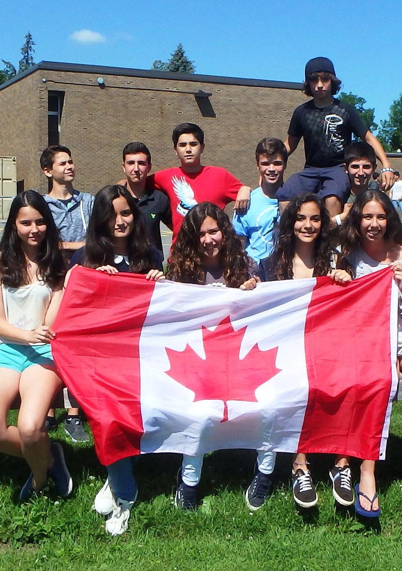 Curso académico en Canadá