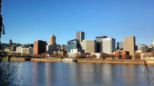 Ciudades poco conocidas de Estados Unidos. Portland, oregon