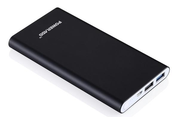 Recomendamos llevar un power bank en el equipaje de mano para asegurarnos que no nos quedamos sin batería en el móvil o tablet