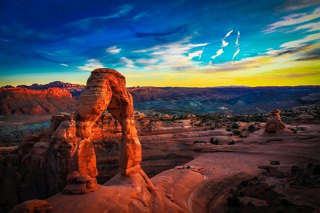 Los mejores parques nacionales de Estados Unidos. Arches