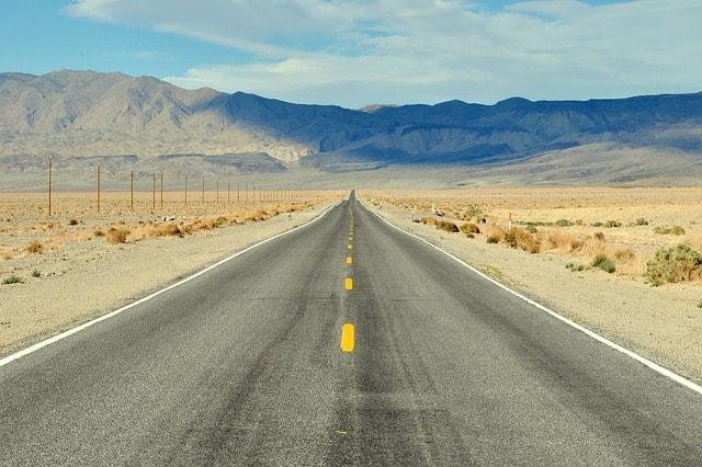 Los mejores parques nacionales de Estados Unidos. Death Valley