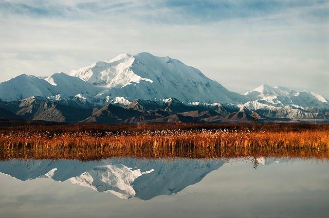Los mejores parques nacionales de Estados Unidos. Denali