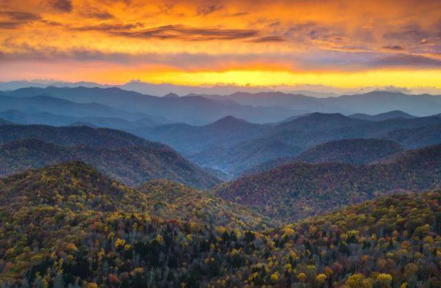 Los mejores parques nacionales de Estados Unidos. Great Smoky Mountains