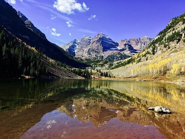 Los mejores parques nacionales de los Estados Unidos. Rocky Mountain