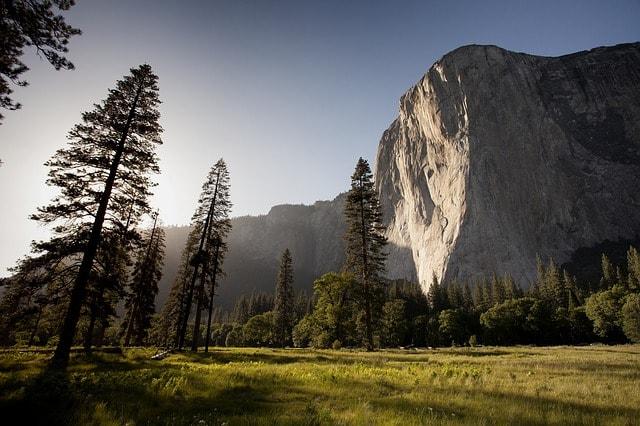 Los mejores parques nacionales de Estados Unidos. Yosemite