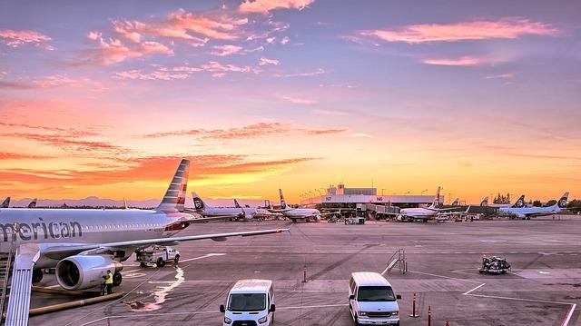 Aeropuertos más importantes de Estados Unidos
