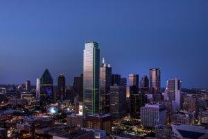 Aeropuertos más importantes de Estados Unidos. Dallas.