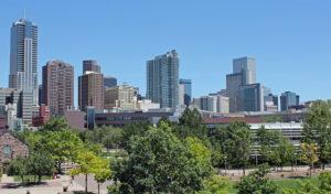 Aeropuertos más importantes de Estados Unidos. Denver.