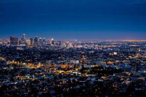 Aeropuertos más importantes de Estados Unidos. Los Angeles.