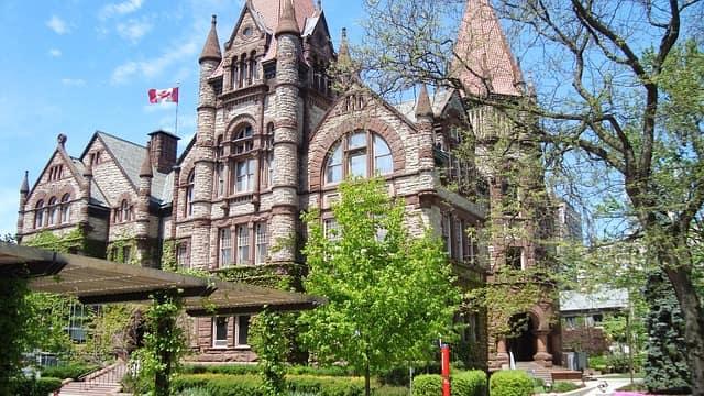 Las mejores Universidades de Canadá.