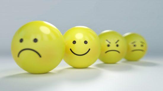 Acrónimos en inglés para expresar emociones y sentimientos