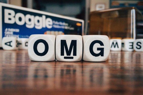 Lista de los acrónimos más populares en inglés en la actualidad.