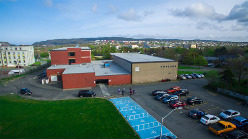 Gonzaga High School. Newfoundland
