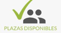 PLAZAS DISPONIBLES (3)