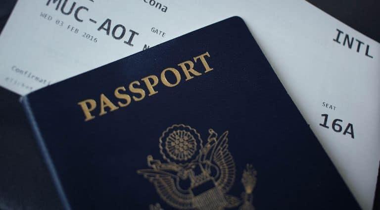 Documentación necesaria para viajar a Estados Unidos, Canadá, Irlanda o Inglaterra