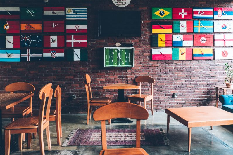 Países más populares para estudiar bachillerato en el extranjero. Estados Unidos, Canadá, Irlanda e Inglaterra