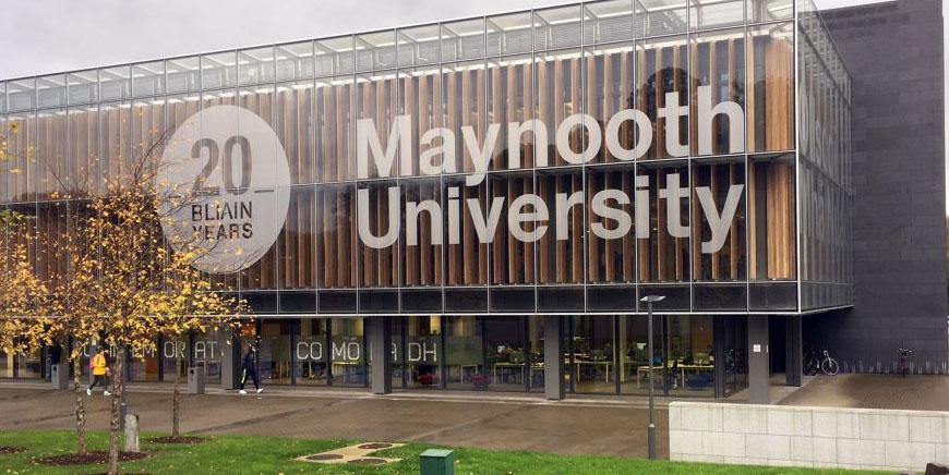 Internado de verano para jóvenes en Dublín. Maynooth University