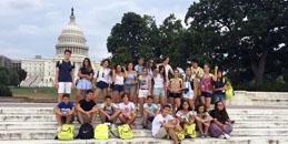 Curso de inglés para jóvenes en Estados Unidos. Costa Este inmersión en familia + clases de inglés