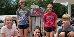 Curso de verano para jóvenes en Michigan. Estados Unidos