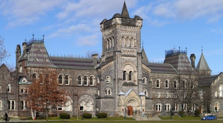 Ranking de las mejores universidades de Canadá
