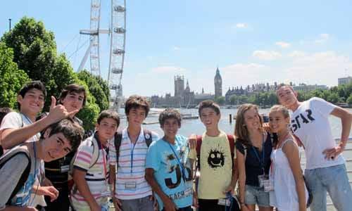 Top 3 cursos más económicos para jóvenes en el extranjero. Residencial en Chichester, Reino Unido