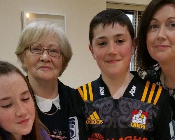 Como son las familias irlandesas anfitrionas que alojan a nuestros estudiantes de intercambio