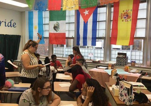 Aprendizaje de idiomas como actividad extraescolar