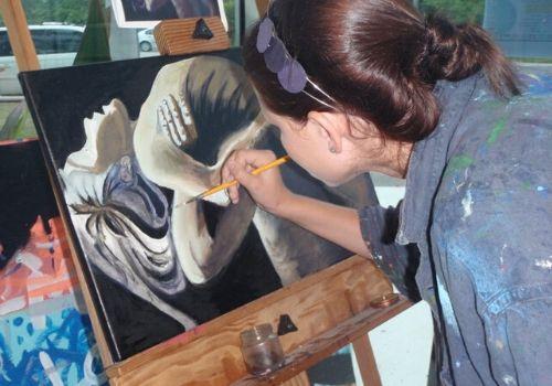 Actividades extra escolares artísticas en los colegios de Estados Unidos