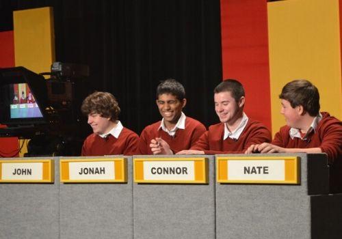 Competiciones de Quiz Bowl entre las actividades extra escolares en los colegios de EEUU