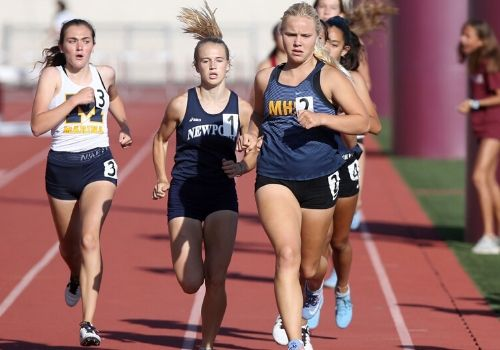 Top 10 deportes más populares en los High Schools de USA - track and field (atletismo en pista)
