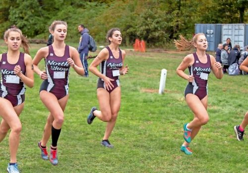 Top 10 deportes más populares en los High Schools de USA - cross-country