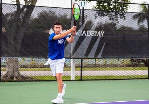 Top 10 deportes más populares en los High Schools de USA - Tenis