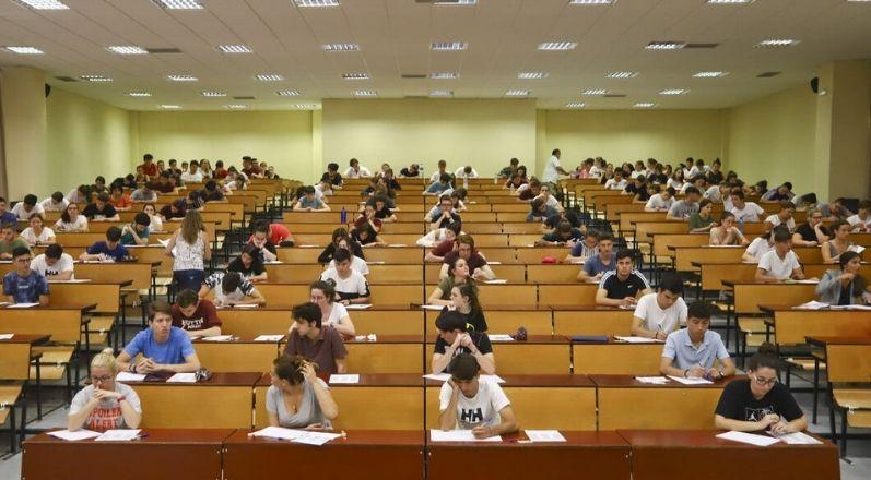 Selectividad después de estudiar bachillerato en el extranjero